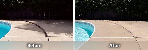pool deck lifting leveling utah