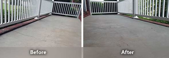 porch lifting leveling utah