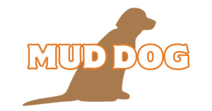 mud dog jacking logo